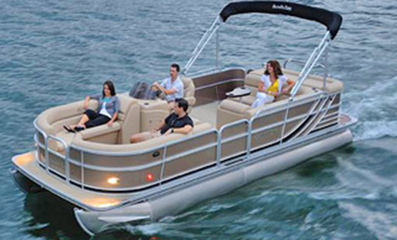 Rental Pontoon